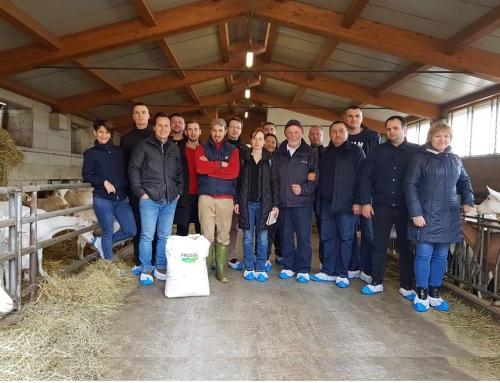 Prosol-Biochem Russia, Belarus and Estonia: a successful distributor sales meeting