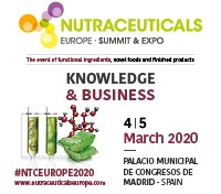 Nutraceutical Europe 2020
