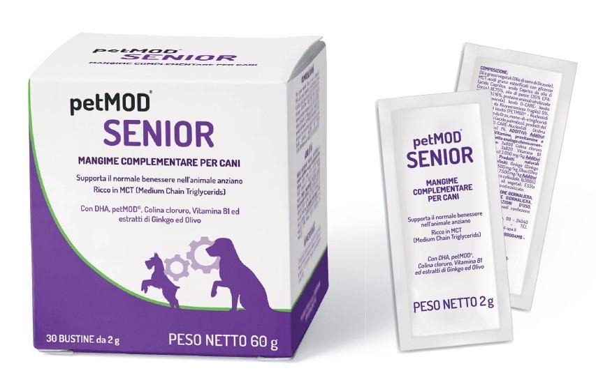petMOD senior integratore cani anziani