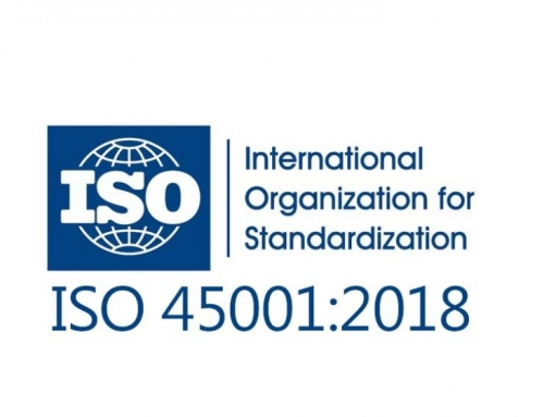 Proud to Announce –We have achieved UNI En ISO 45001: 2018 certification