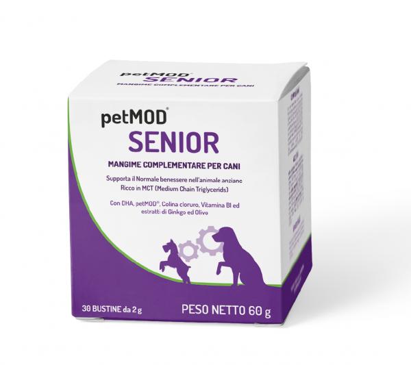 petmod Senior cani anziani
