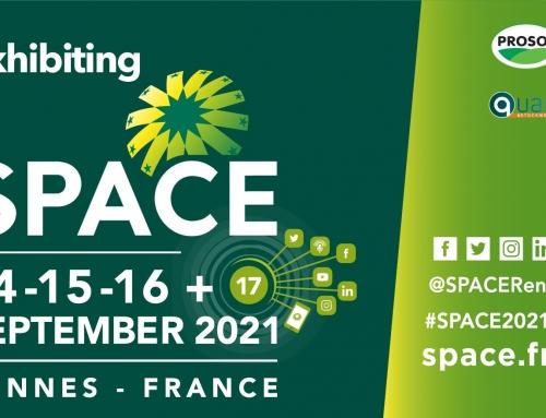 Meet us at Space 2021